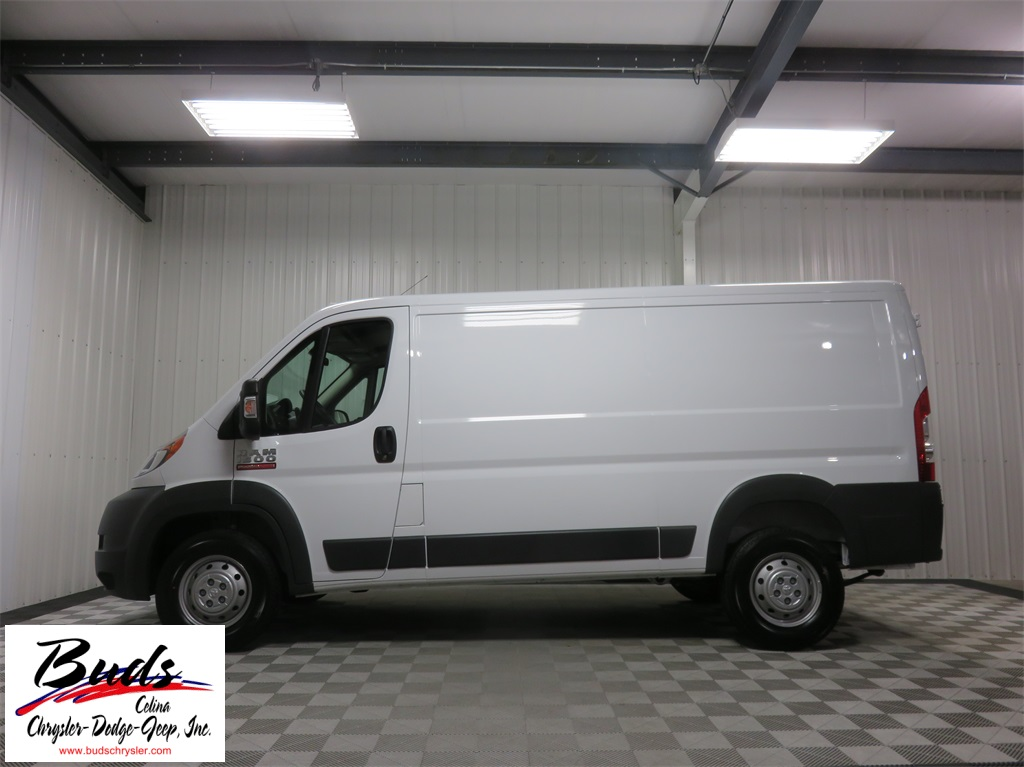 2017 ProMaster 1500 Low Roof, Cargo Van #731440 - photo 6