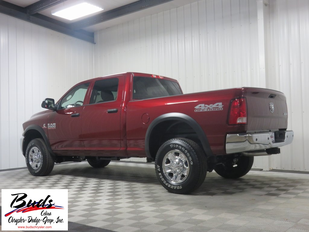 2017 Ram 2500 Crew Cab 4x4, Pickup #731540 - photo 2