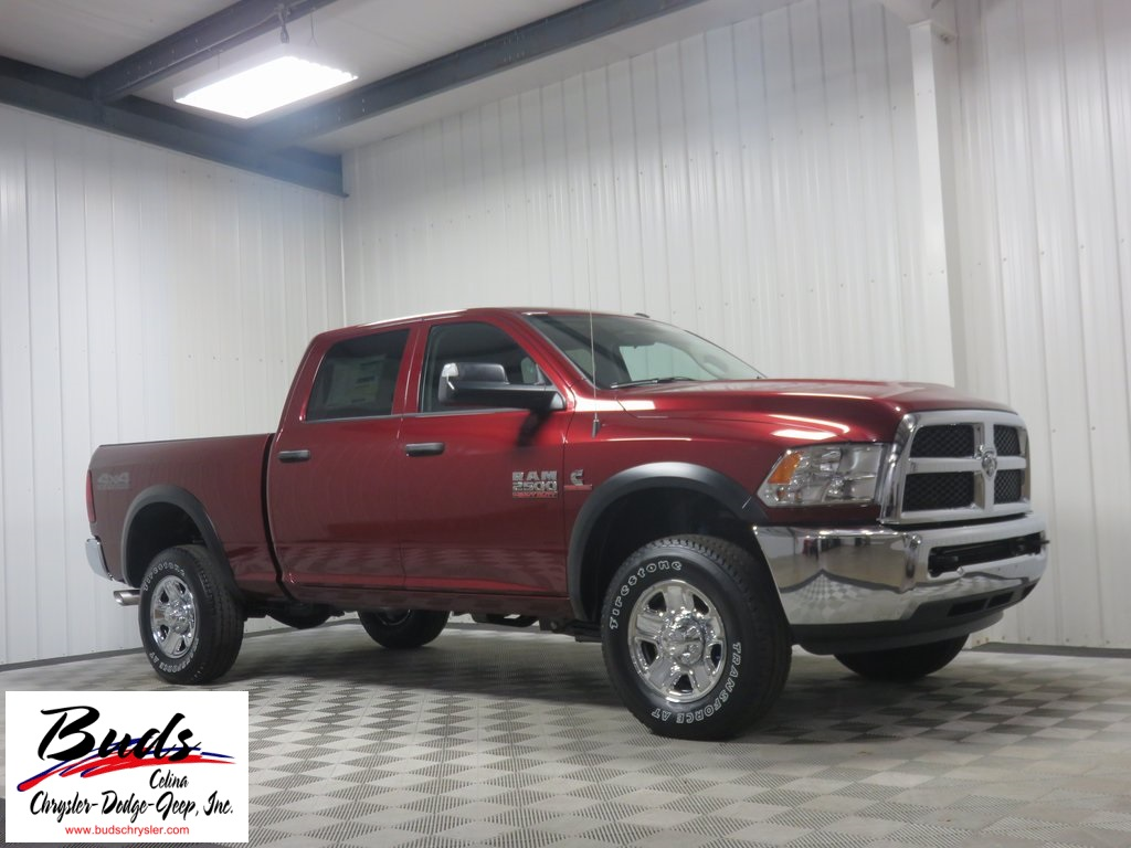 2017 Ram 2500 Crew Cab 4x4, Pickup #731540 - photo 3