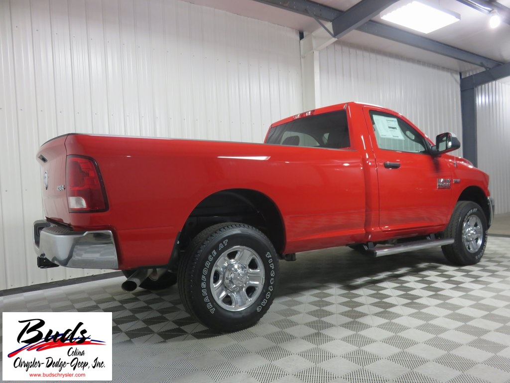 2017 Ram 2500 Regular Cab 4x4, Pickup #731650 - photo 2