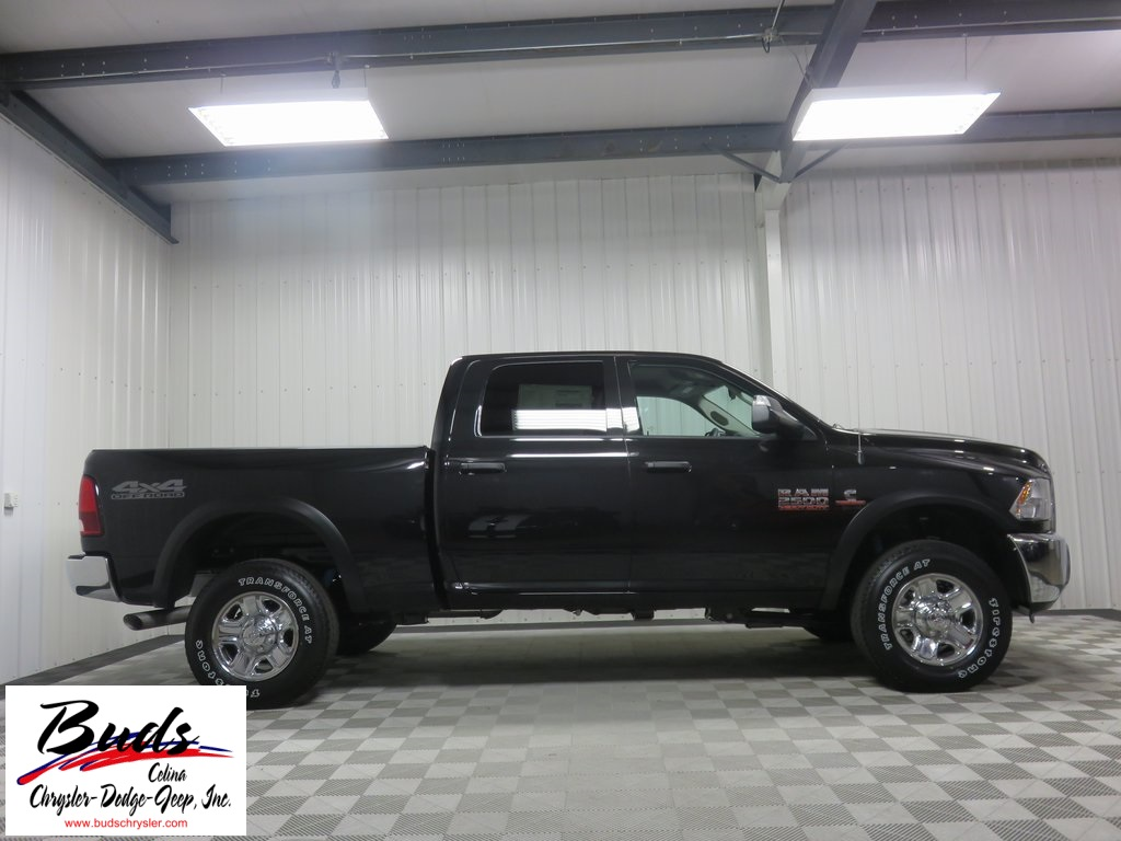 2017 Ram 2500 Crew Cab 4x4, Pickup #731660 - photo 10