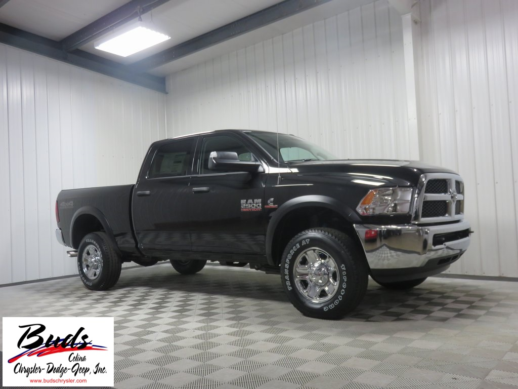 2017 Ram 2500 Crew Cab 4x4, Pickup #731660 - photo 3