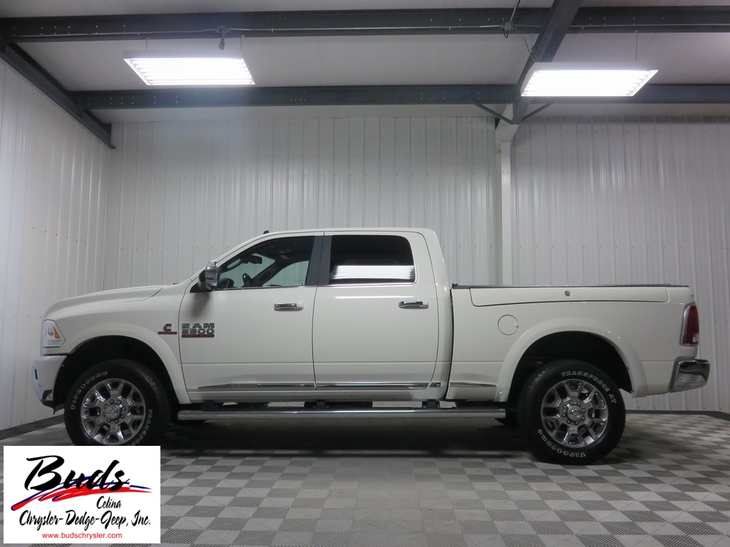 2017 Ram 2500 Crew Cab 4x4, Pickup #731700 - photo 8