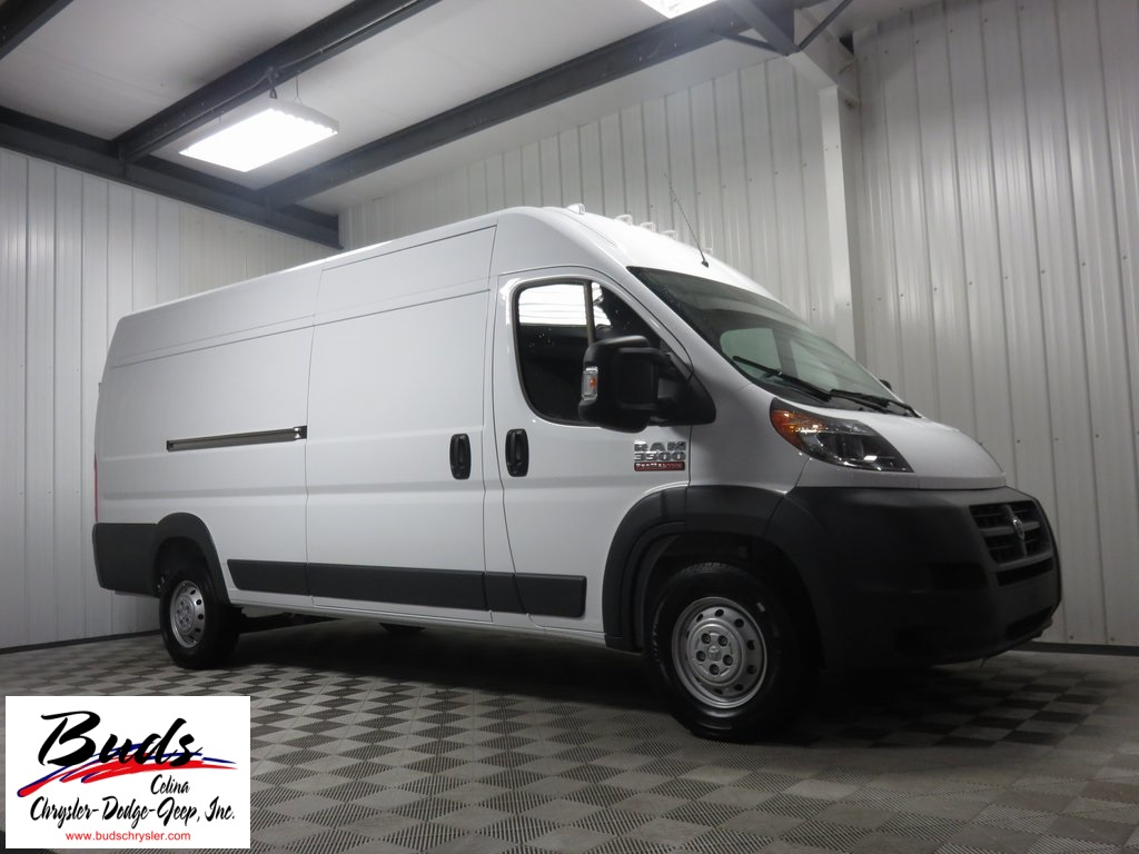 2017 ProMaster 3500 High Roof, Cargo Van #731810 - photo 3