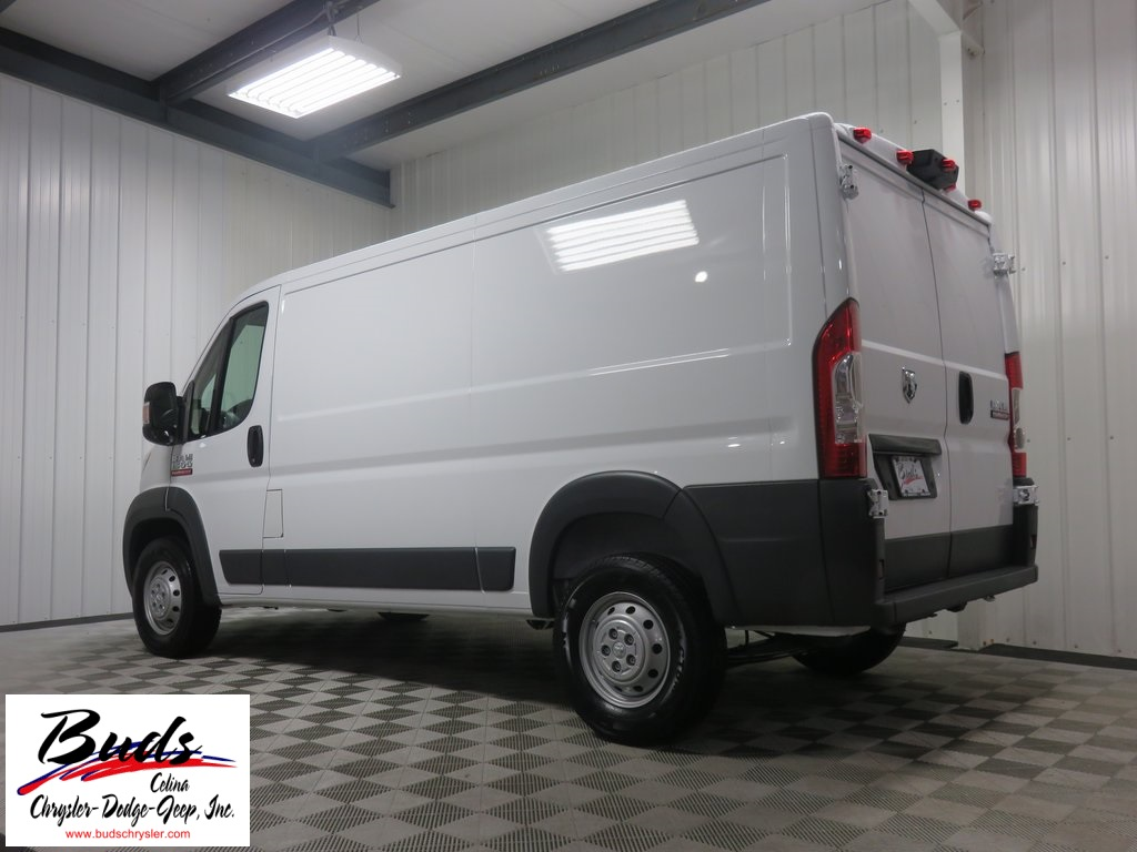 2017 ProMaster 1500 Low Roof, Cargo Van #731830 - photo 9