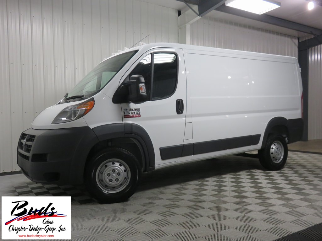 2017 ProMaster 1500 Low Roof, Cargo Van #731830 - photo 5