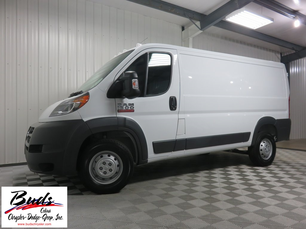 2017 ProMaster 1500 Low Roof, Cargo Van #732140 - photo 5