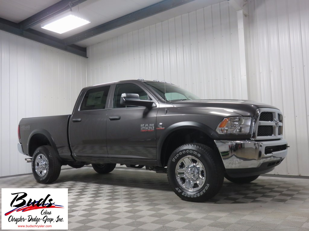 2017 Ram 2500 Crew Cab 4x4, Pickup #732350 - photo 3