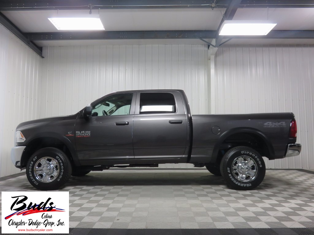 2017 Ram 2500 Crew Cab 4x4, Pickup #732350 - photo 5