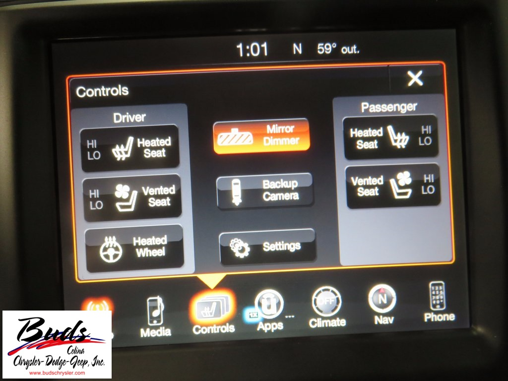 2017 Ram 1500 Crew Cab 4x4 Pickup #732540 - photo 25
