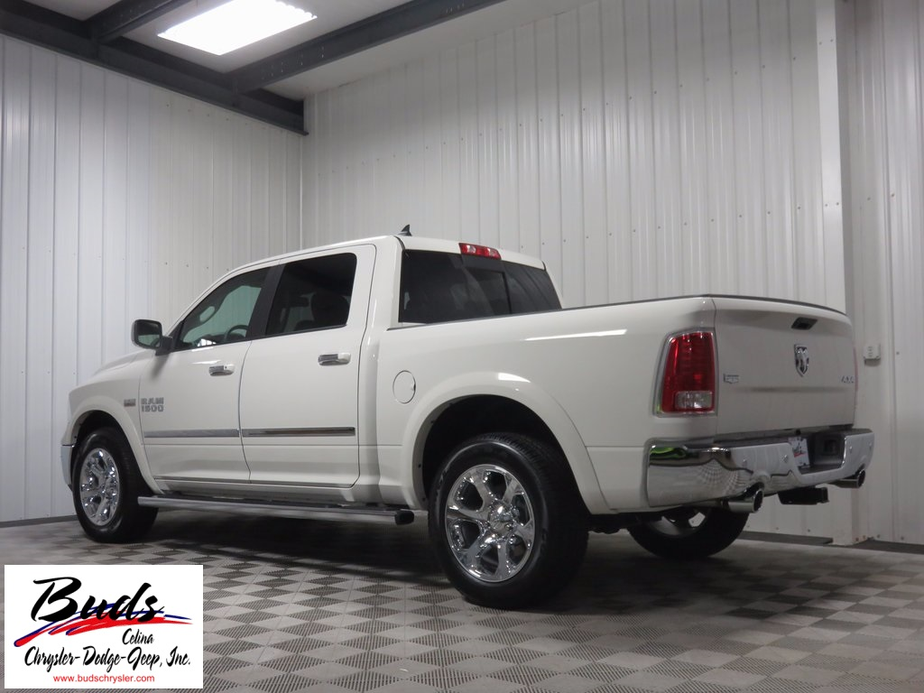 2017 Ram 1500 Crew Cab 4x4, Pickup #732610 - photo 9