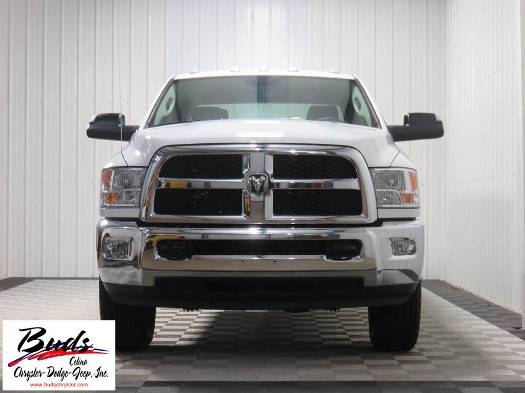 2017 Ram 3500 Crew Cab 4x4, Knapheide Service Body #732680 - photo 4