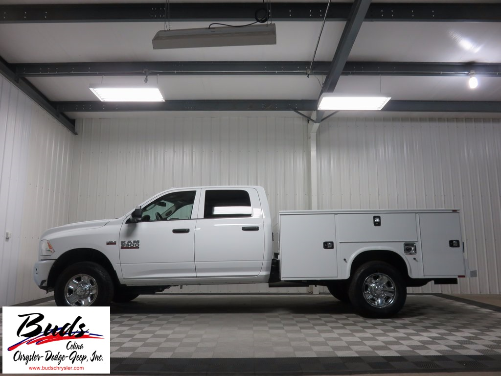 2017 Ram 3500 Crew Cab 4x4, Knapheide Service Body #732680 - photo 5