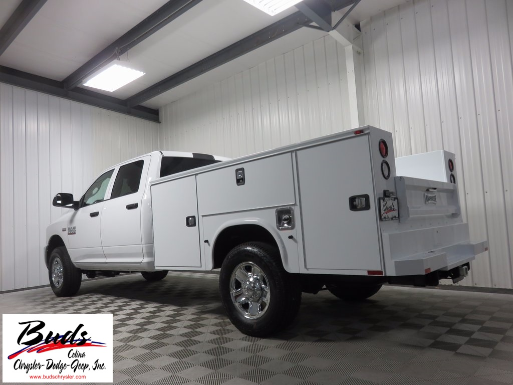 2017 Ram 3500 Crew Cab 4x4, Knapheide Service Body #732680 - photo 2