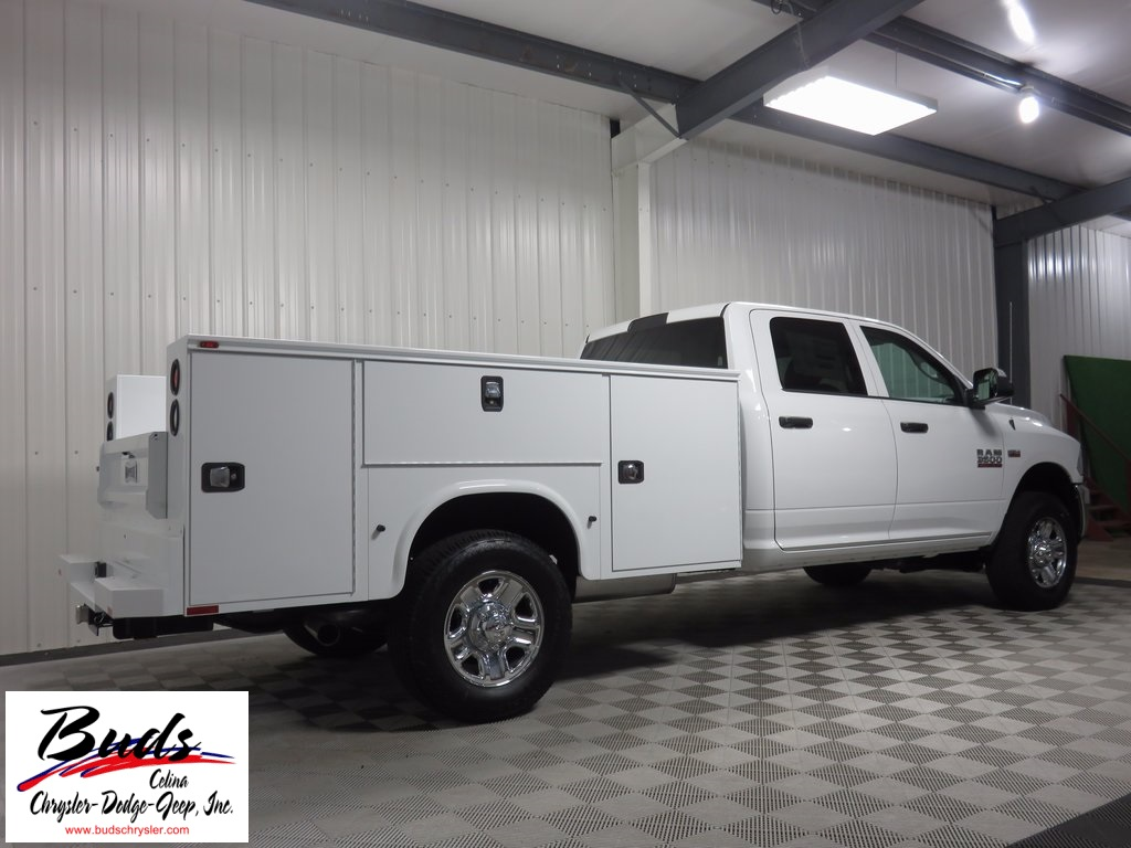 2017 Ram 3500 Crew Cab 4x4, Knapheide Service Body #732680 - photo 6