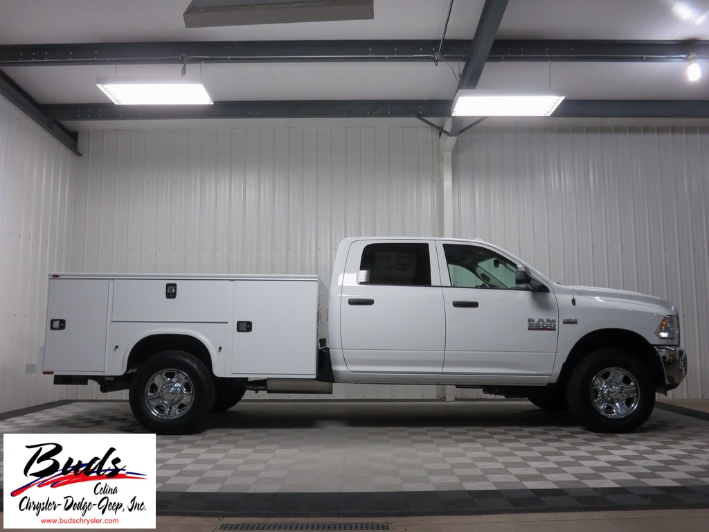 2017 Ram 3500 Crew Cab 4x4, Knapheide Service Body #732680 - photo 7