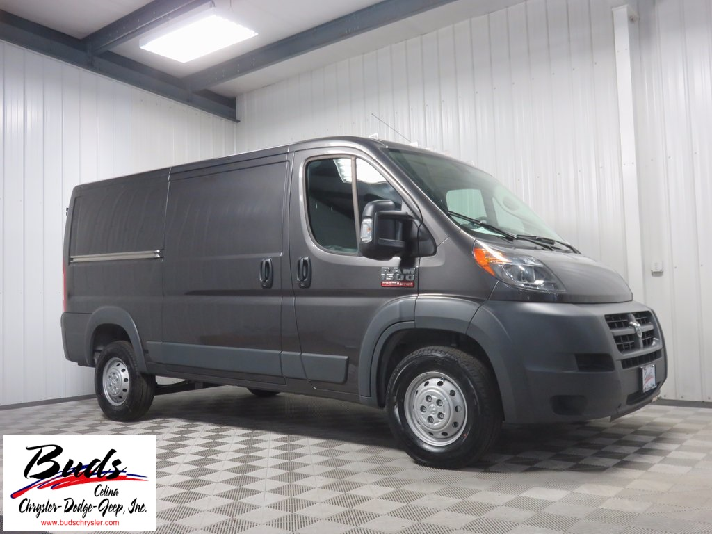 2017 ProMaster 1500 Low Roof, Cargo Van #732700 - photo 3