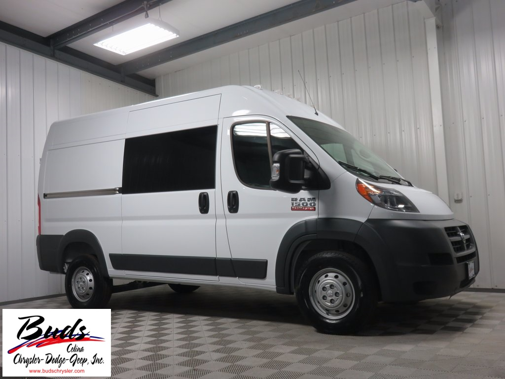 2017 ProMaster 1500 High Roof, Cargo Van #732750 - photo 3