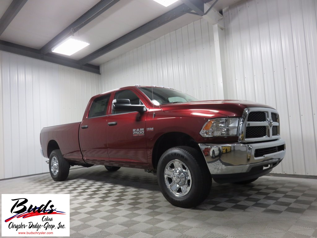 2017 Ram 2500 Crew Cab 4x4, Pickup #733250 - photo 3