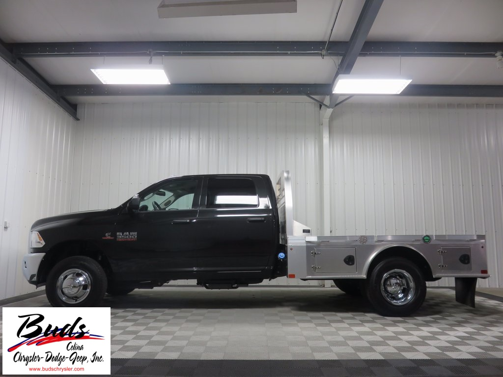 2018 Ram 3500 Crew Cab DRW 4x4 Hauler Body #830140 - photo 5