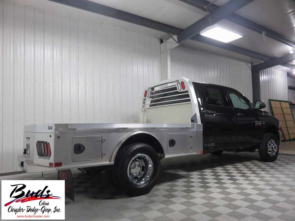 2018 Ram 3500 Crew Cab DRW 4x4 Hauler Body #830140 - photo 7