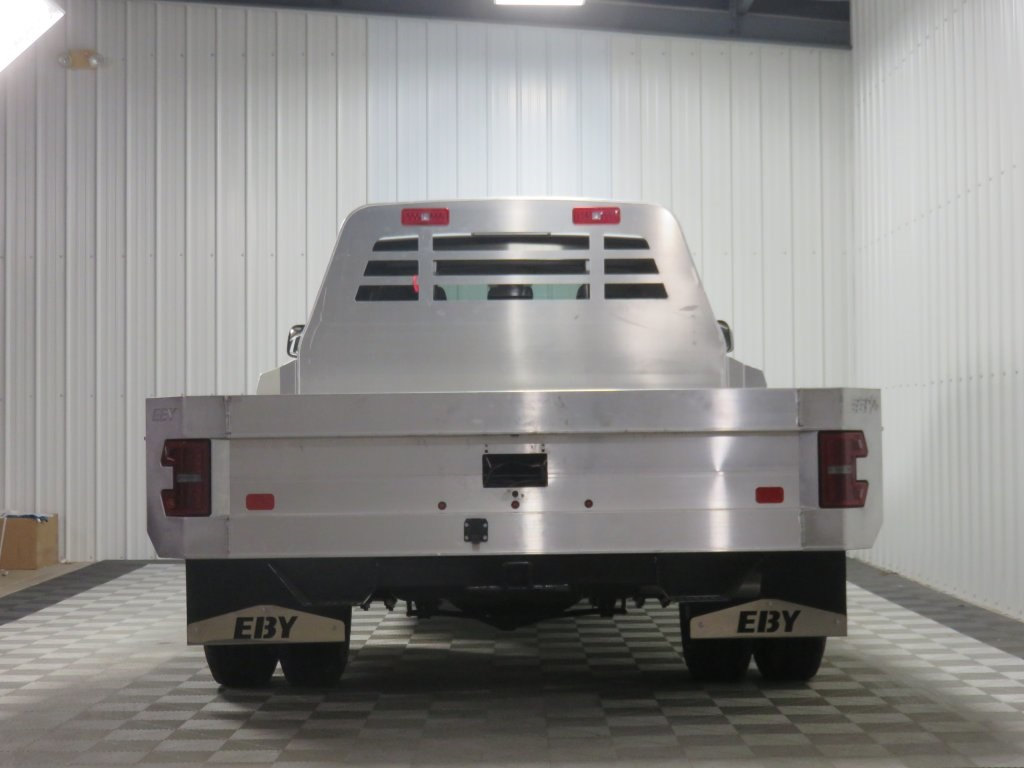 2018 Ram 3500 Crew Cab DRW 4x4 Platform Body #830320 - photo 8