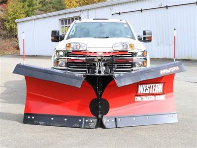 2018 Silverado 2500 Regular Cab 4x4,  Western Snowplow Pickup #G5195 - photo 3
