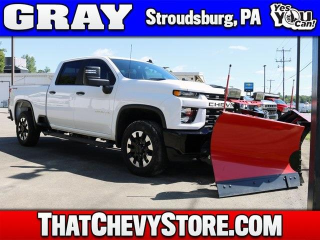 2020 Chevrolet Silverado 2500 Crew Cab 4x4, Western Pickup #G5953 - photo 1