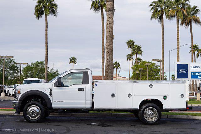 2021 F-450 Regular Cab DRW 4x4,  Royal Truck Body Service Body #21P403 - photo 2