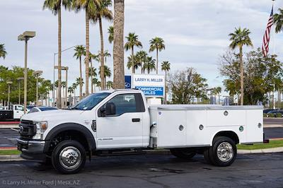 2021 F-450 Regular Cab DRW 4x4,  Royal Truck Body Service Body #21P403 - photo 4