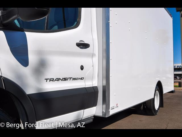 2015 Transit 350 HD DRW, Supreme Cutaway Van #15P662 - photo 6
