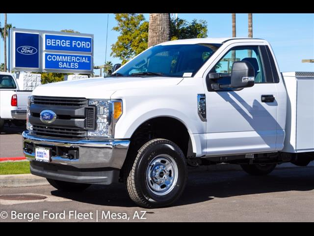 ... 2017 F-250 Regular Cab 4x4 #17P038 - photo 6 ... & New 2017 Ford F-250 Regular Cab Service Body | For Sale in Mesa AZ markmcfarlin.com