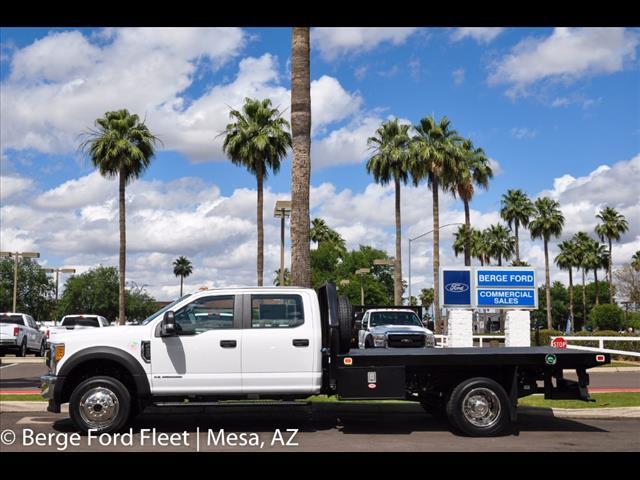 ... 2017 F-450 Crew Cab DRW 4x4 #17P120 - photo 3 ... & New 2017 Ford F-450 Crew Cab Platform Body | For Sale in Mesa AZ markmcfarlin.com