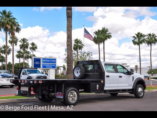... 2017 F-450 Crew Cab DRW 4x4 #17P120 - photo 8 ... & New 2017 Ford F-450 Crew Cab Platform Body | For Sale in Mesa AZ markmcfarlin.com
