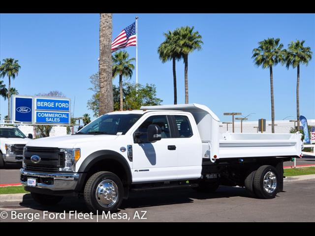 2017 F-550 Super Cab DRW, Crysteel Dump Body #17P162 - photo 1