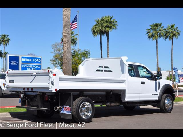 2017 F-550 Super Cab DRW, Crysteel Dump Body #17P162 - photo 12