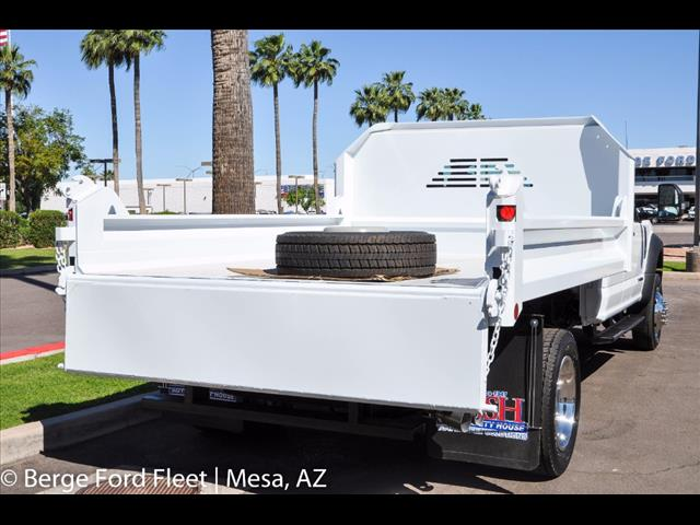 2017 F-550 Super Cab DRW, Crysteel Dump Body #17P162 - photo 15