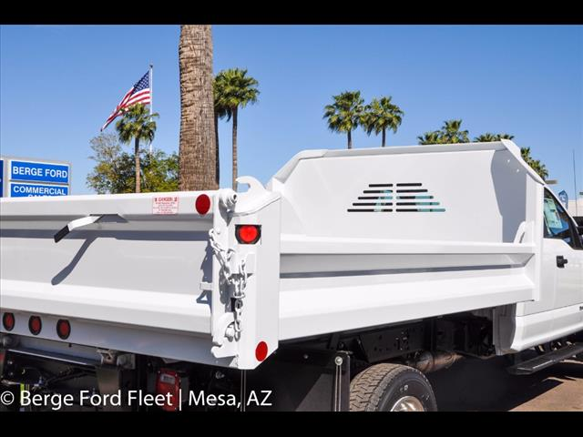 2017 F-550 Super Cab DRW, Crysteel Dump Body #17P162 - photo 16