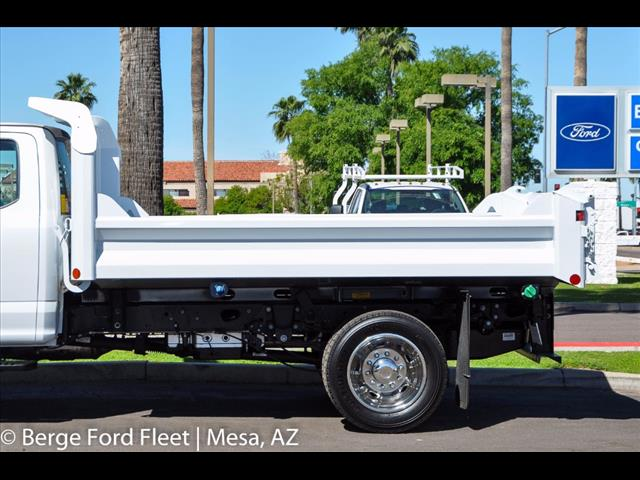 2017 F-550 Super Cab DRW, Crysteel Dump Body #17P162 - photo 4