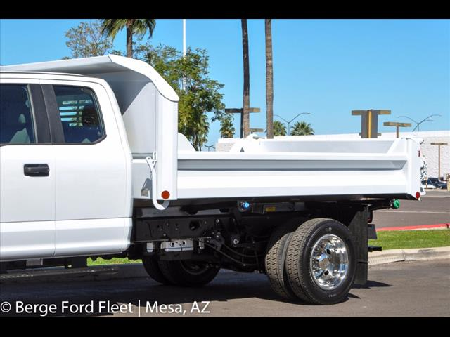 2017 F-550 Super Cab DRW, Crysteel Dump Body #17P162 - photo 5