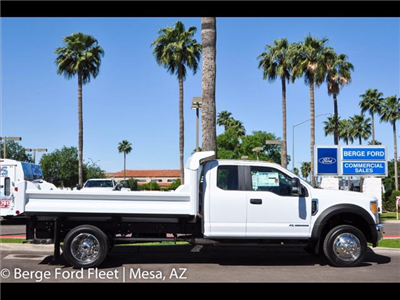 2017 F-550 Super Cab DRW, Crysteel Dump Body #17P162 - photo 11