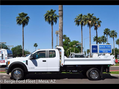 2017 F-550 Super Cab DRW, Crysteel Dump Body #17P162 - photo 3