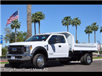 2017 F-550 Super Cab DRW, Crysteel Dump Body #17P162 - photo 7