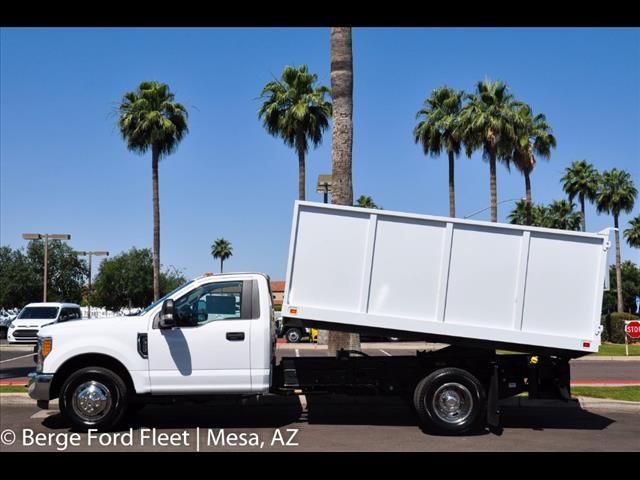 2017 F-350 Regular Cab DRW 4x2,  Knapheide Value-Master X Landscape Dump #17P173 - photo 3