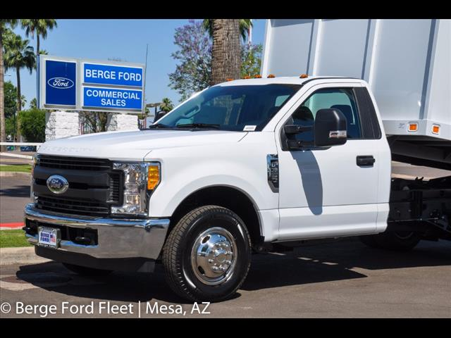 2017 F-350 Regular Cab DRW 4x2,  Knapheide Value-Master X Landscape Dump #17P173 - photo 5