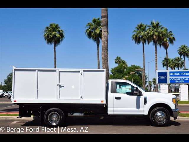 2017 F-350 Regular Cab DRW 4x2,  Knapheide Value-Master X Landscape Dump #17P173 - photo 8