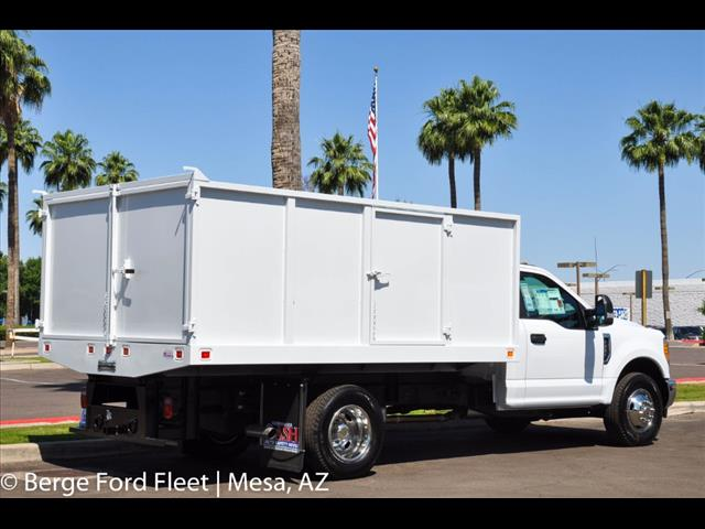 2017 F-350 Regular Cab DRW 4x2,  Knapheide Value-Master X Landscape Dump #17P173 - photo 9