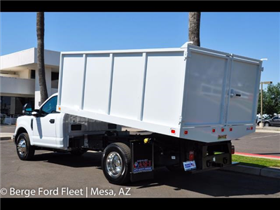 2017 F-350 Regular Cab DRW 4x2,  Knapheide Value-Master X Landscape Dump #17P173 - photo 2