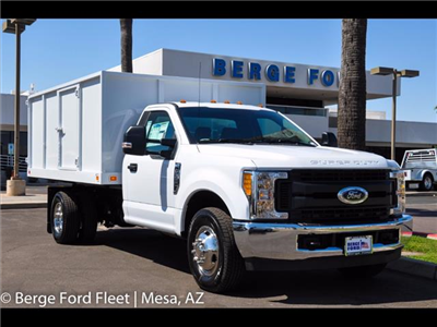 2017 F-350 Regular Cab DRW, Knapheide Value-Master X Landscape Dump #17P173 - photo 7