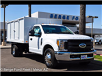 2017 F-350 Regular Cab DRW 4x2,  Knapheide Value-Master X Landscape Dump #17P173 - photo 7